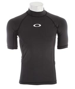 Oakley SS Pressure Rashguard Jet Black