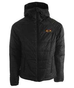 Oakley Rafter Hooded Jacket Jet Black