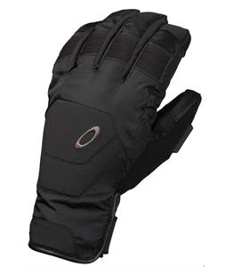 Oakley Rafter Short Gloves Black