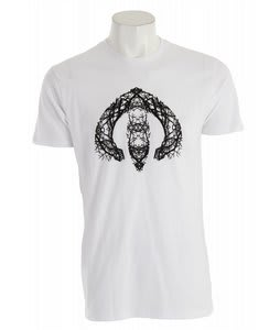 Oakley Rail Ride T-Shirt White