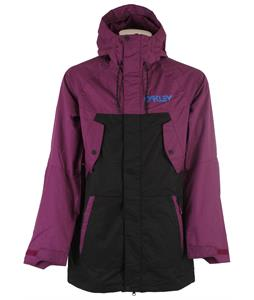 Oakley Regiment Snowboard Jacket Helio Purple