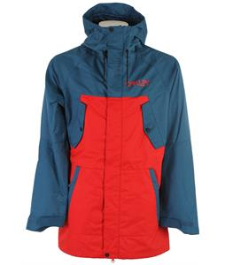 Oakley Regiment Snowboard Jacket Moroccan Blue