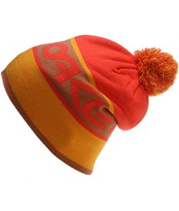 Oakley Retro Bon Bon Beanie Golden Poppy