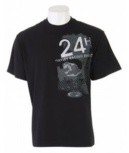 Oakley Retro Finish T-Shirt Black