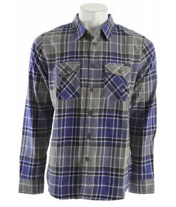 Oakley Risky Ridge Woven Shirt Spectrum Blue