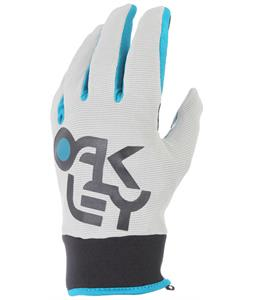 Oakley Sadplant Gloves Crystal Grey