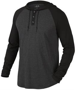 Oakley Saloon Knit Hooded Henley