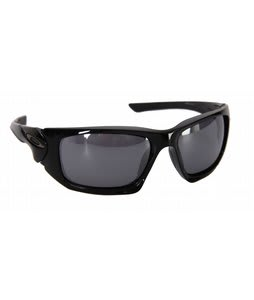 Oakley Scalpel Sunglasses Polished Black/Black Iridium Lens 