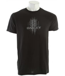 Oakley Screaching Tree T-Shirt Jet Black