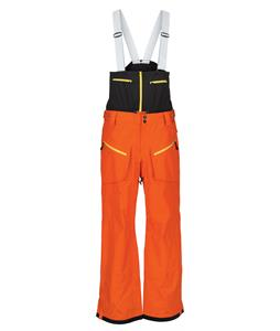 Oakley Sethmo Snowboard Pants Cinder Orange
