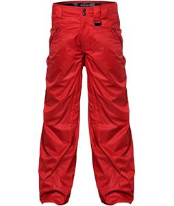 Oakley Shelf Life Snowboard Pants New Crimson