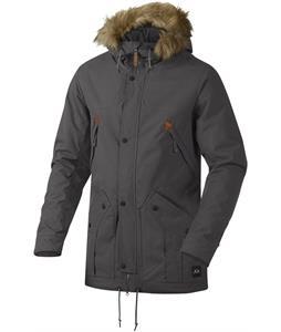 Oakley Silver Horse Parka Fit Snowboard Jacket
