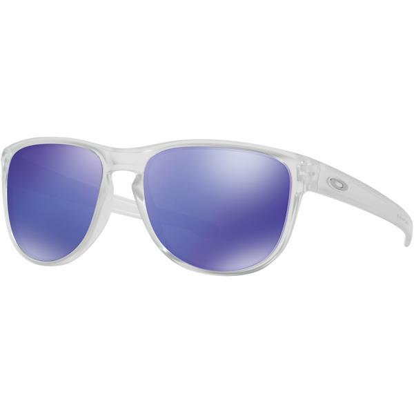 Oakley Silver Round Sunglasses