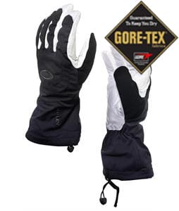 Oakley Snowmad Gore-Tex Gloves Black
