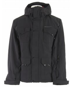 Oakley Sort Up Snowboard Jacket Black