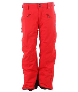Oakley Spur Snowboard Pants Red Line