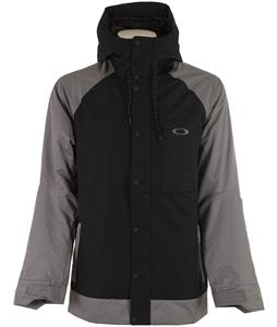 Oakley Squadron Insulated Snowboard Jacket Jet Black