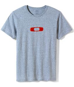 Oakley Square Me T-Shirt Heather Grey