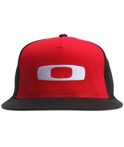 Oakley Square O Justable Flexfit Cap Red Line