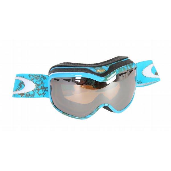 oakley stockholm goggles  On Sale Oakley Stockholm Gretchen Bleler Goggles - Womens up to 70 ...