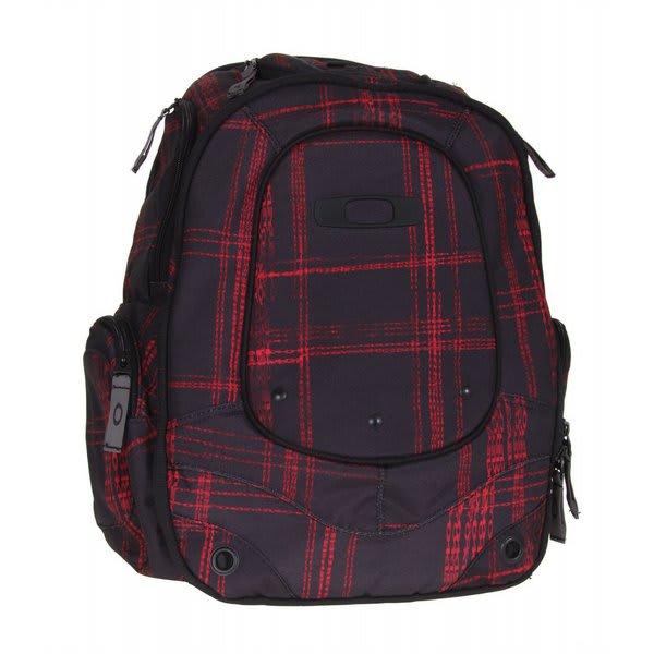 Oakley Stretch Plaid Backpack
