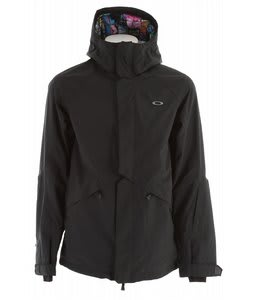 Oakley Sworn Snowboard Jacket Black