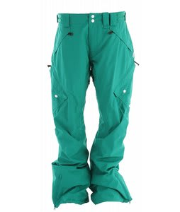 Oakley Tangent Snowboard Pants Lush Green