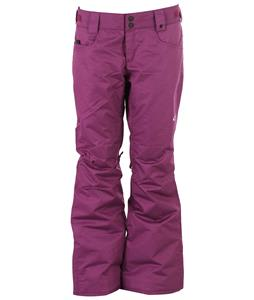 Oakley Tango Insulated Snowboard Pants Helio Purple