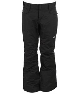 Oakley Tango Insulated Snowboard Pants Jet Black
