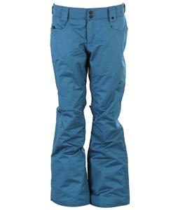 Oakley Tango Insulated Snowboard Pants Moroccan Blue