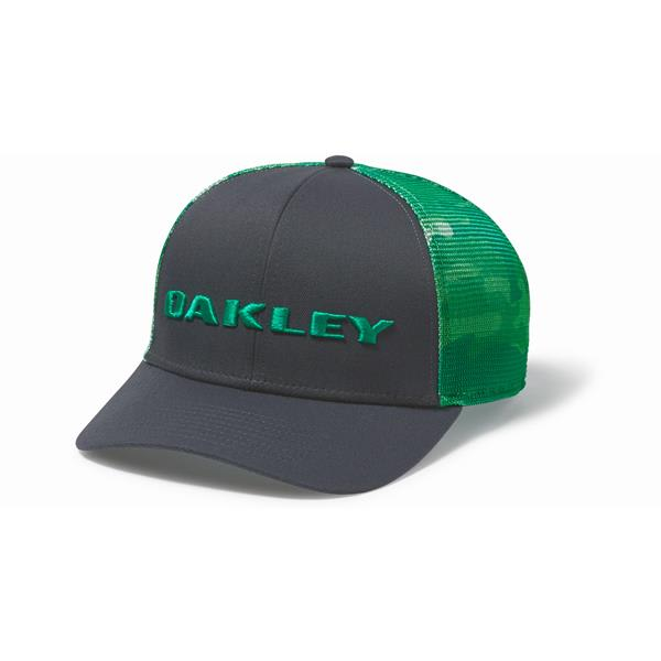 Oakley Tech Trucker Print Golf Cap