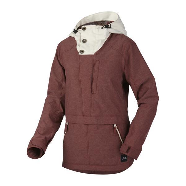 Oakley Thunderbolt P/O BioZone Shell Anorak Snowboard Jacket