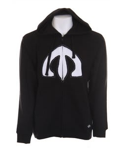 Oakley Toac Sword Full Zip Hoodie Black