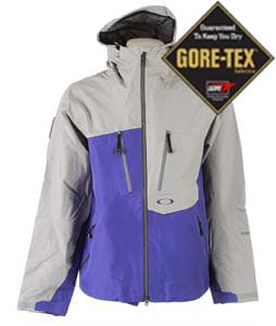 Oakley Unification Pro Gore-Tex Snowboard Jacket Stone Gray