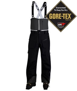 Oakley Unification Pro Gore-Tex Snowboard Pants Jet Black