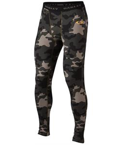 Oakley Uniform Baselayer Pants Olive Camo