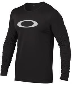 Oakley Uniform Baselayer Top Jet Black