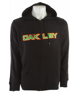 Oakley Unleash The Beast Hoodie Jet Black