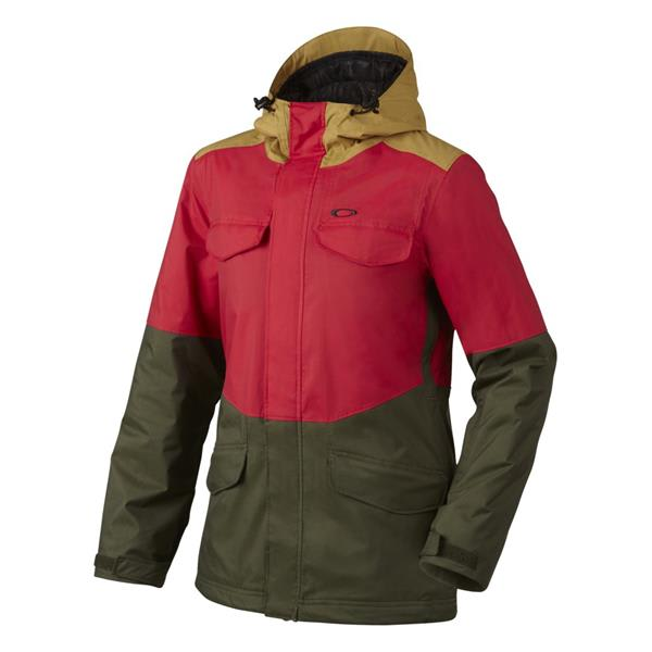 Oakley Wazoo Biozone Insulated Snowboard Jacket
