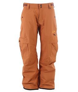 Oakley Westend Snowboard Pants Cinnamon