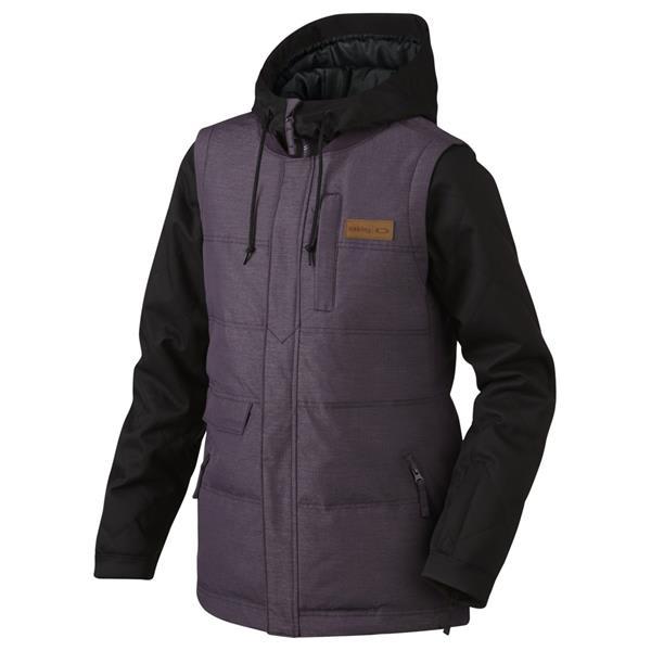 Oakley Wildfire Biozone Down Snowboard Jacket
