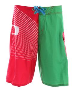 Oakley Wreckfish Boardshorts Island Green
