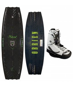 O'Brien The Natural Wakeboard 139cm w/ Xenon Bindings XL