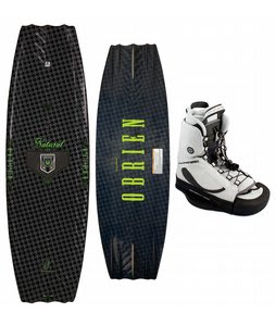 O'Brien The Natural Wakeboard 144cm w/ Xenon Bindings XL