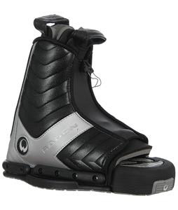 O'Brien Radon Wakeboard Bindings Black/Silver