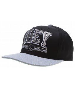Obey Athletics Snapback Cap