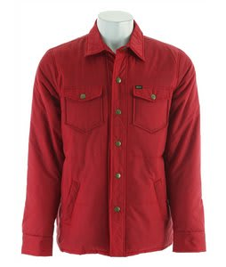 Obey Campbell Shirt Red
