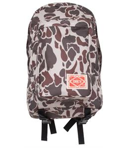 Obey Commuter Pack Backpack Bubble Camo