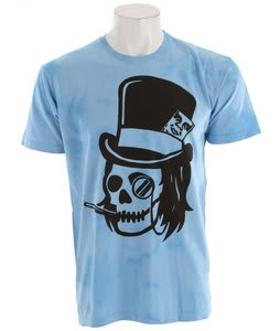 Obey Death To Bourgeois T-Shirt Sky Blue