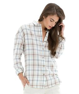 Obey Ditch Plains Button-Down Flannel